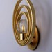 Frequency 1-Light Wall Sconce