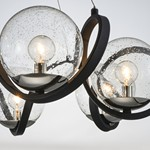 Curlicue 8-Light Pendant